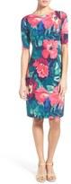 Tommy Bahama 'Paradise Poppies' Sheath Dress