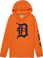 PINK Detroit Tigers Campus Hoodie Tee