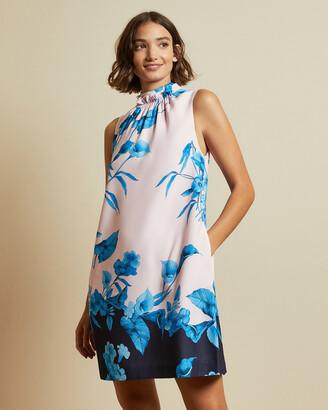 Ted Baker JUNIAA Fantasia tunic dress