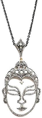 Arthur Marder Fine Jewelry Silver 2.00 Ct. Tw. Diamond Necklace