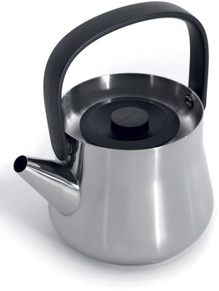 Berghoff Silver/Black Ron 1.1 Quart Teapot