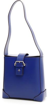 MANU Atelier Trapeze Crossbody Bag