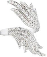 Anita Ko 18K Diamond Wing Ring