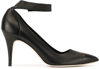 Marskinryyppy Appy ankle strap pumps