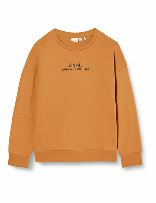 Name It Boy's Nkmbasim Ls Sweat Unb Sweatshirt