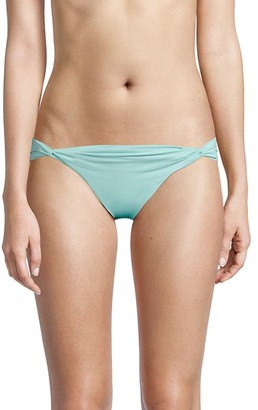 L*Space By Monica Wise La Jolla Twist Bikini Bottom