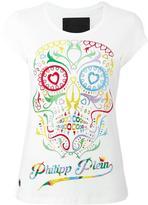 Philipp Plein 'Glenrothes' T-shirt - women - Cotton - L