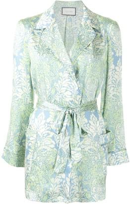 Alexis Aureta floral print dress