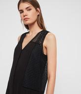 AllSaints Manie Lace Dress