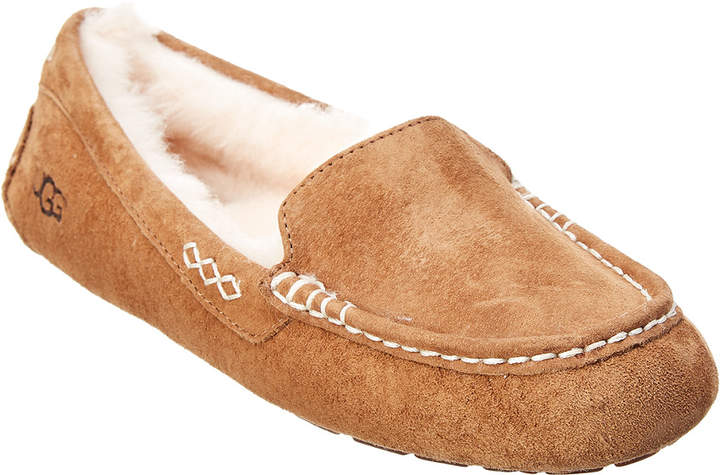 4d437cab527 Women's Ansley Water Resistant Suede Slipper