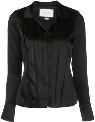 Alexis Ottile silk shirt