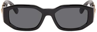 Versace Black Medusa Biggie Sunglasses