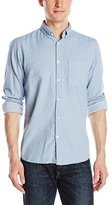 Steven Alan Men's Single Needle Shirt Long Sleeve