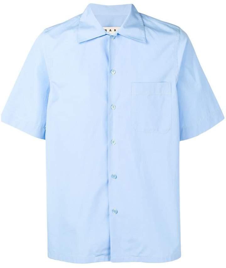 Marni short-sleeved shirt