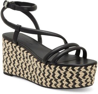 Rebecca Minkoff Josefia Platform Wedge Sandal