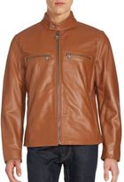 Andrew Marc Bedford Moto Jacket