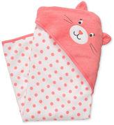 Carter's Baby Towel, Baby Girls Hooded Towel