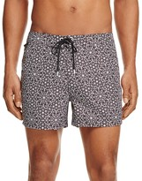 Sundek Geo Print Low Rise Board Shorts