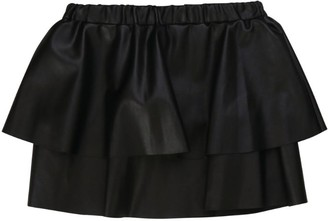 Zadig & Voltaire Faux Leather Skirt (6-16 Years)