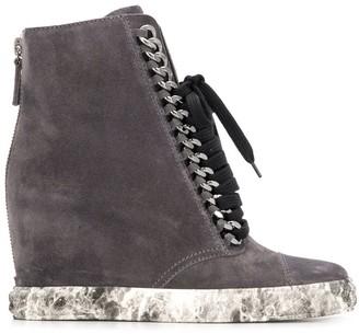 Casadei Wedged Sneakers