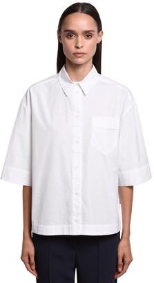 Sportmax Cotton Poplin Shirt