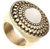 Gold Studded Set Ring
