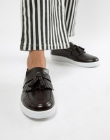 Fred Perry X George Cox tassle loafer