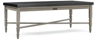 Grayson Aluminum Coffee Table Winston