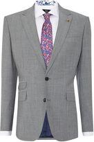 New & Lingwood Foxglove Peak Lapel Suit Jacket