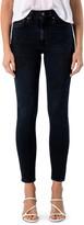 Modern American Soho High Waist Ankle Skinny Jeans