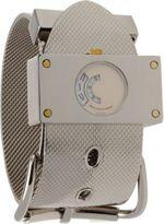 Balenciaga Montre Acier Silver Watch