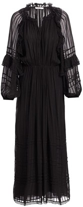 Etoile Isabel Marant Justine Midi Dress