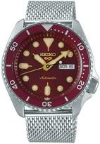 Seiko 5 Sports Suits Automatic Stainless Steel Bracelet Watch