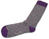 Ted Baker Cobo Organic Diamond Geo Socks
