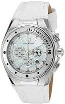 Technomarine Women's TM-215033 Manta Ray Analog Display Quartz White Watch