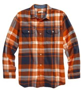 Tucker + Tate Boy's Long Sleeve Plaid Flannel Shirt