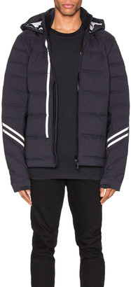 Canada Goose Black Label Hybridge CW Jacket in Black | FWRD