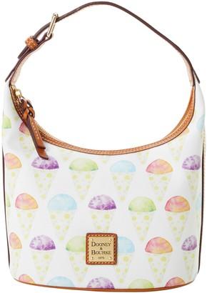 Dooney & Bourke Snow Cones Bucket Bag