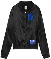 PINK University Of Kentucky Satin Bomber Jacket