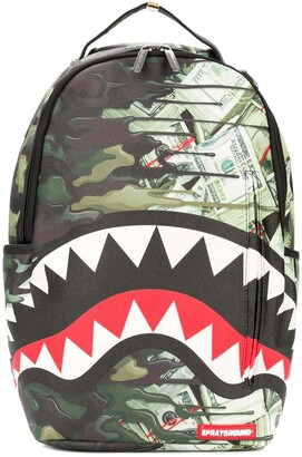 Sprayground Psycho shark backpack
