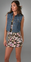 Mink Pink Girlfriend Vest
