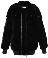 Stella McCartney Women's Black Viscose Outerwear Jacket.