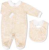 Missoni Kids - chevron pattern pyjama - kids - Cotton - 3-6 mth