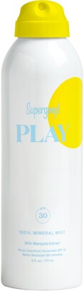 Supergoop! 100% Mineral Sunscreen Mist SPF 30