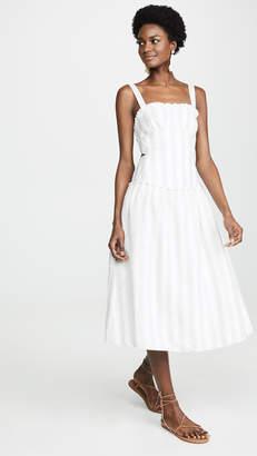 Monroe Steele Midi Dress