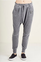 True Religion Relaxed Crystal Horseshoe Womens Sweatpant