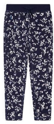 Ralph Lauren Kids Floral Sweatpants (2-4 Years)