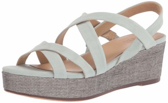 Naturalizer Womens Unique Soft Mint Ankle Straps 8.5 W