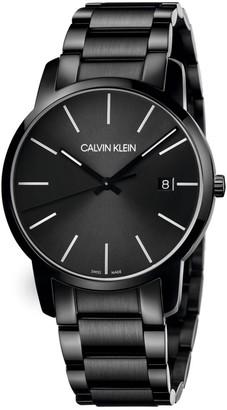 Calvin Klein City Black Bracelet Watch
