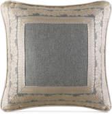 """J Queen New York Rialto 18"""" Square Decorative Pillow"""